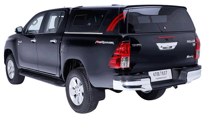 Toyota canopy